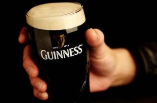 Guinness Draught promo at Mish Mash