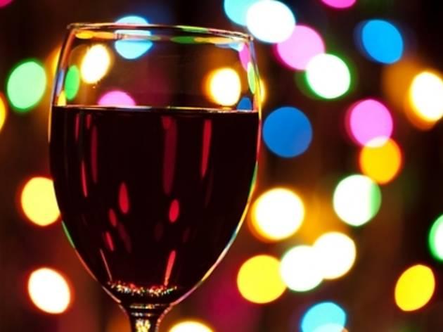 Eat Sleep Drink Repeat free flow wines