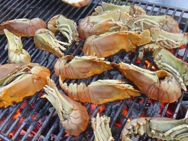 Seaside Barbecue at Pinang Restaurant