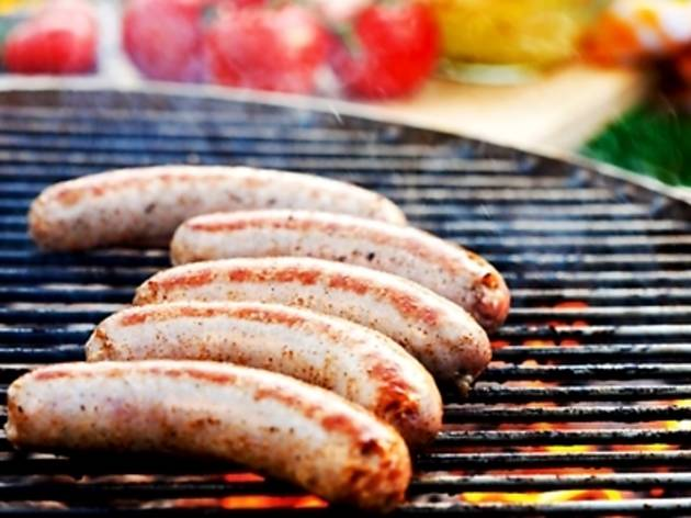Saturday Sunday Sausage Sizzle at G Hotel