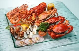 Seafood BBQ Dinner Buffet