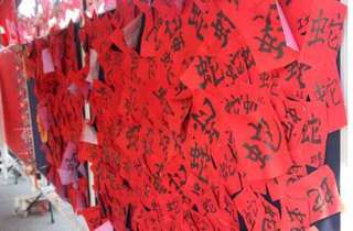 USM Chinese New Year exhibition
