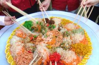 Lou Sang promotion at The Library