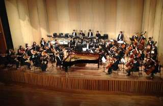 Beethoven's First by the Penang Philharmonic Orchestra