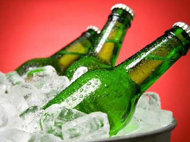 Berlin's Bier Houz bier promotions