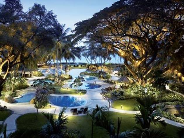 Holiday Escape for Rooms at Rasa Sayang Resort