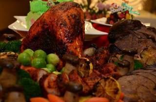 New Year's Eve buffet dinner at Sunway Hotel Seberang Jaya