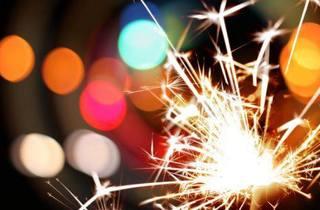 New Year's Eve countdown party at Sunway Hotel Seberang Jaya