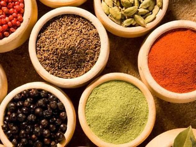 Tropical Spice Garden Cooking School: Goa Specials