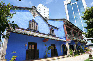 Penang's Built Heritage walk with Teresa Capol