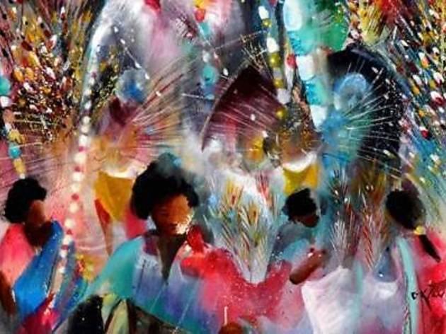 Through his mind's eyes: Tan Chiang Kiong�s retrospective exhibition