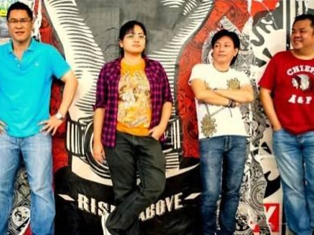 Penang Island Jazz Festival 2013: Creative Malaysia Fringe Programme