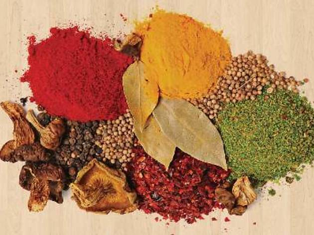 Swez Brasserie Herbs & Spices