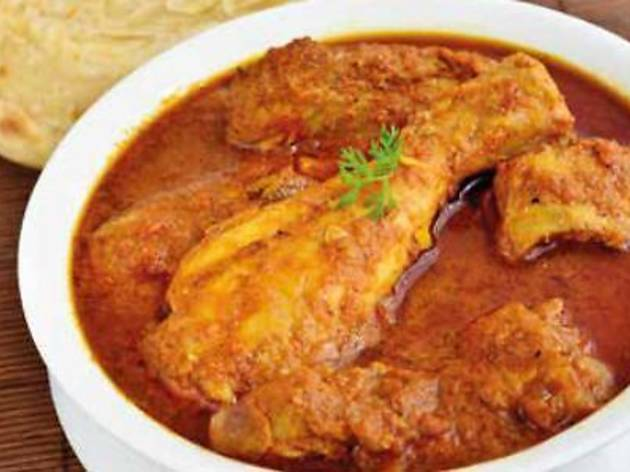 Swez Brasserie Deepavali hi-tea