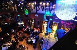 Hard Rock Cafe Drink Up promotion