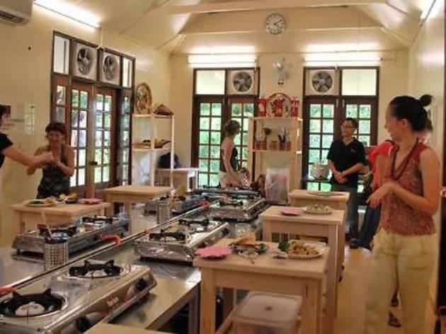 Tropical Spice Garden Cooking School: Japanese obento set
