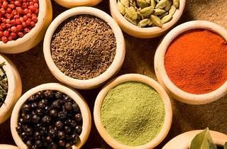 Tropical Spice Garden Cooking School: Herbs Galore