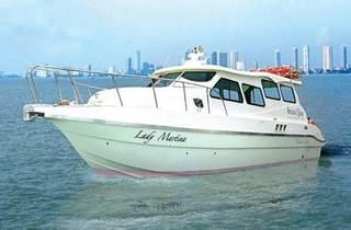 Water Limousine Service at Straits Quay