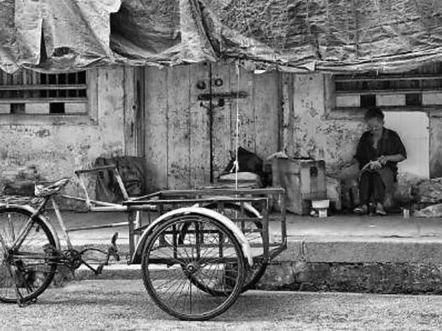 George Town in Black and White exhibition