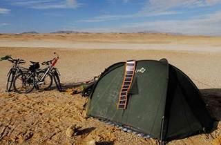 Nomadic Life by Bike