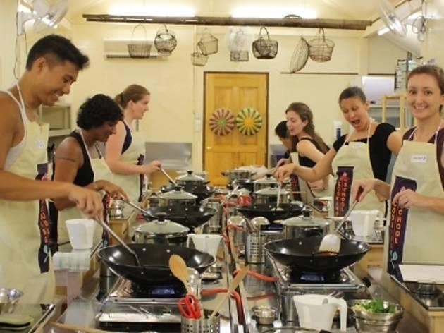 Tropical Spice Garden Cooking School: Malay Wedding Feast