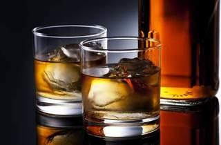 The Lounge premium whisky and brand promotions