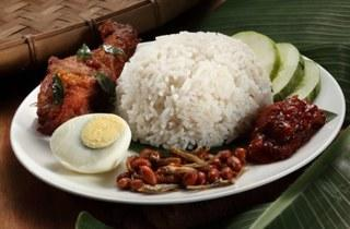 Tropical Spice Garden Cooking School: Ultimate Nasi Lemak Set
