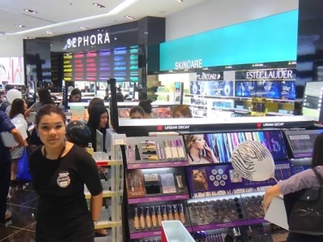 The Sephora Launch Party