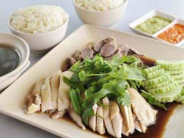 Hainanese Delights promotion