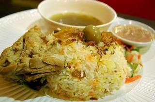 Arab Ramadhan buffet at Al-Araby