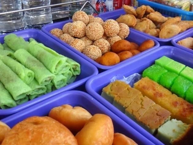 Ramadhan bazaar at Tasek Gelugor