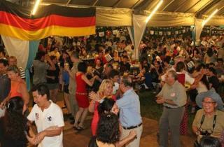 Oktoberfest at the Malaysian-German Society