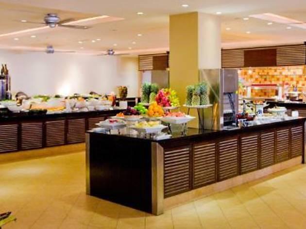Merdeka 1Malaysia buffet dinner at Tamarind Brasserie
