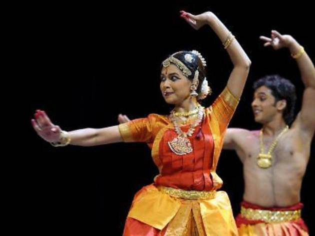 Heritage Celebrations: Indian dance & musical performance