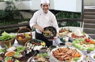 Salam Ramadhan buffet dinner at Coffee Garden