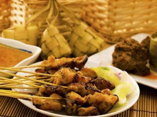 1Malaysia sajian Ramadhan buffet at Summit Hotel
