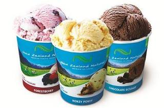 Free New Zealand Natural ice cream at Sunway Carnival Mall