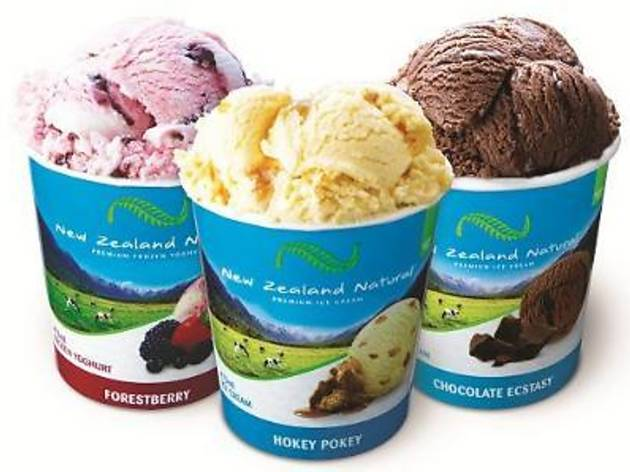 Free New Zealand Natural ice cream at Sunway Carnival Mall
