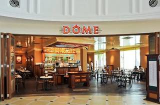 Father's Day promotion at Dome Cafe
