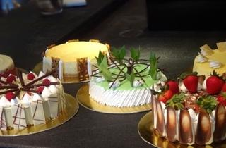 Cheesecakes at Rasa Deli