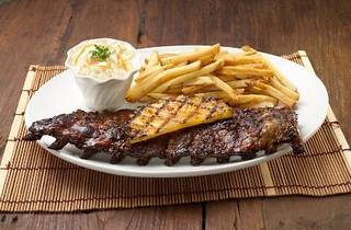 Morganfield's buy one free half promotion