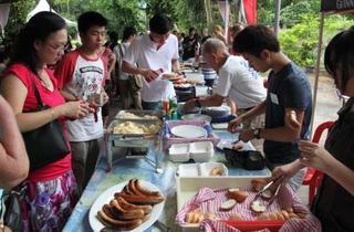 Malaysian-German Society Open Day 2013