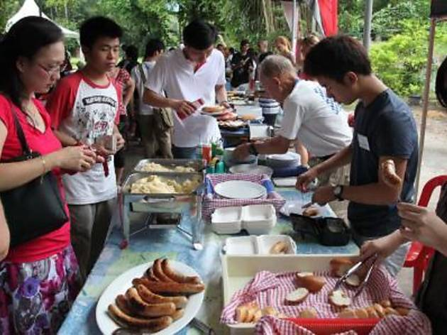 Malaysian-German Society Open Day 2013