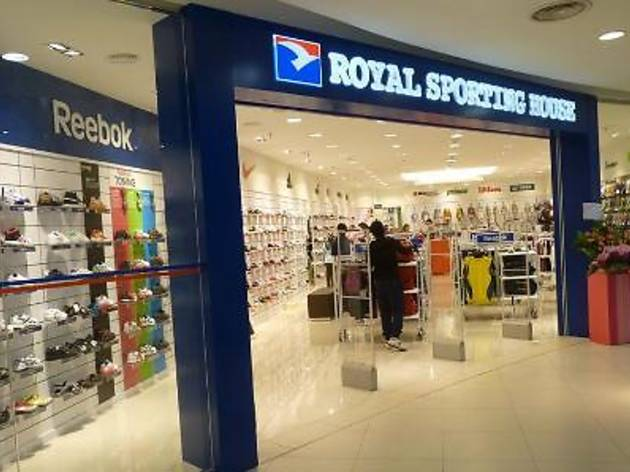Royal Sporting House promotion