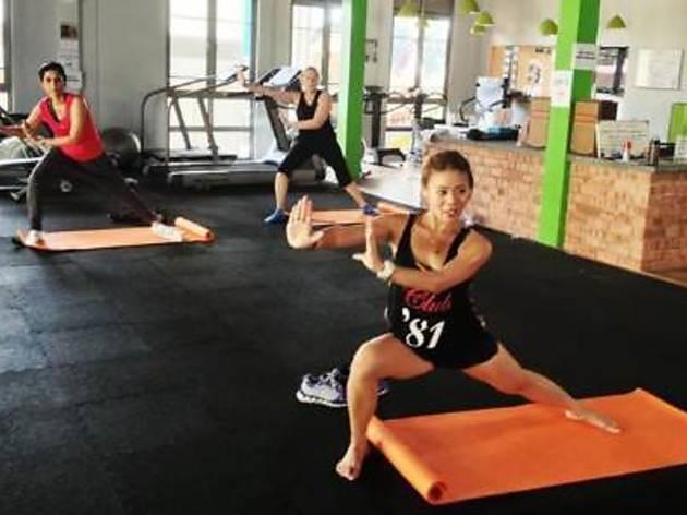Body Factory free dance fitness class