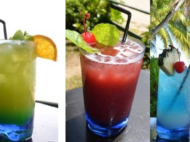 World Ocean Day drink promotion at Pinang Restaurant and Bar