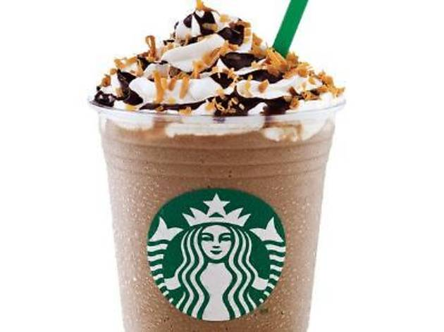 Starbucks Half-Priced Frappuccino