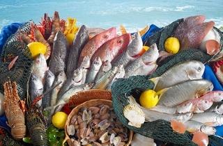 Sustainable Seafood Buffet at Spice Market Cafe