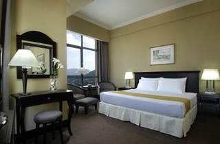 Georgetown City Hotel 'Live, Bond & Relax' promotion
