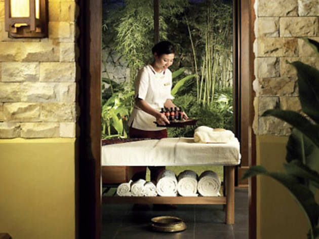 CHI The Spa 'Vitality Ritual CHI Journey Offer'